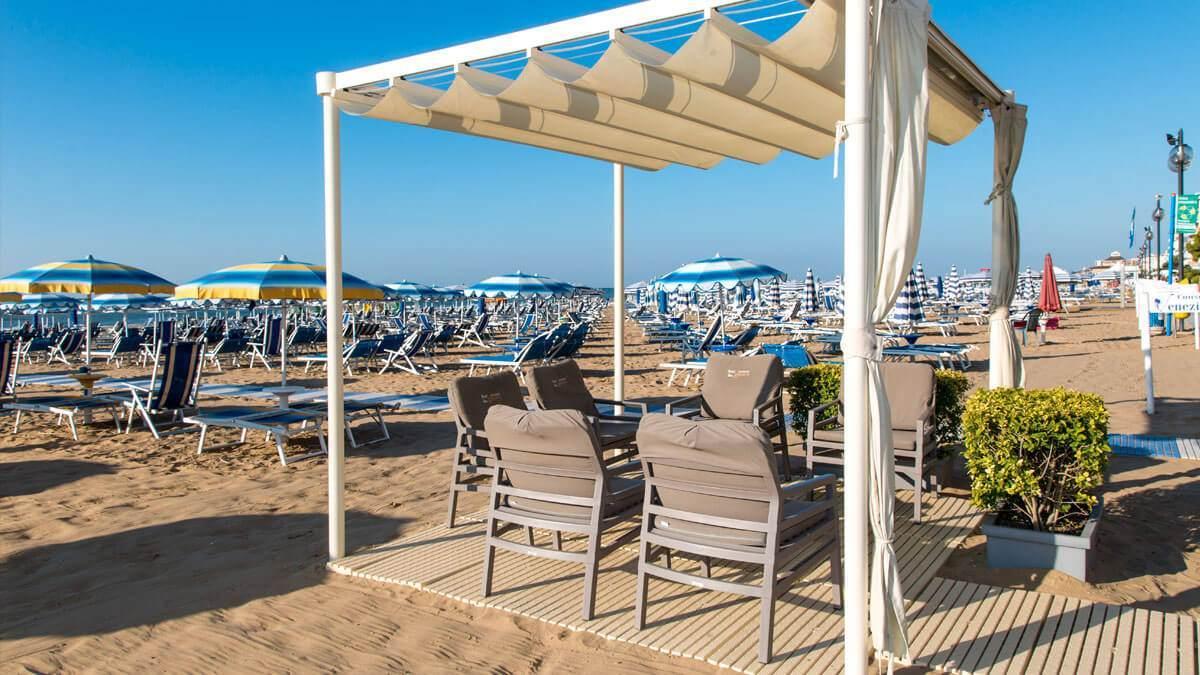 Jesolo Hotel Mondial Hotel Jesolo 3 Sterne Direkt Am Meer: Hotel Villa Gioiosa