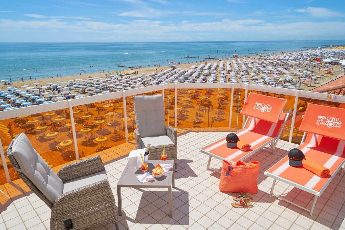 Hotel Fronte Mare Jesolo | Hotel Villa Gioiosa Sito Ufficiale ...
