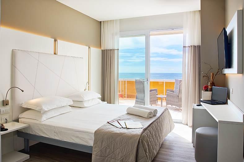 Seafront Hotel Jesolo Hotel Villa Gioiosa Official Site 3 Star